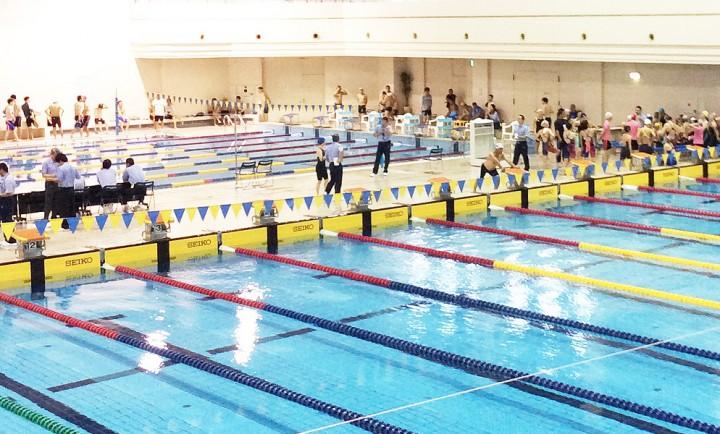 たまい接骨院水泳116